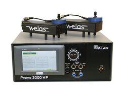 Promo 3000 HP; Aerosolspektrometer, Aerosol, Partikel, Streulichtaerosolspektrometer, Lichtwellenleitertechnik, Partikelgrößenanalyse, Mess- und Regeltechnik, heizbar, druckfest