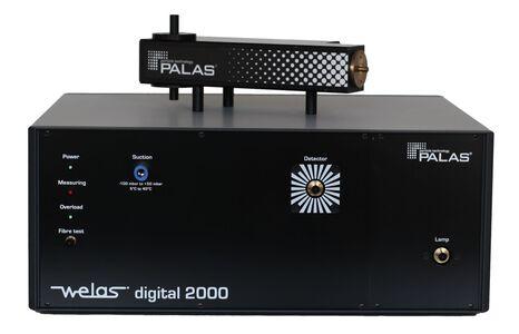 welas digital 2000; Aerosolspektrometer, Aerosol, Partikel, Streulichtaerosolspektrometer, Partikelmessung, Mess- und Regeltechnik