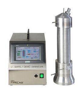 DEMC 1000X: Differential Electrical Mobility Classifier, Röntgenstrahlionisation