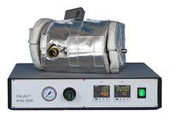 KHG 10: Verdünnungssystem, isotherme Verdünnung, Ejektorprinzip