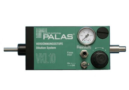 VKL 10: Verdünnungssystem mit Verdünnungsfaktor 1:10