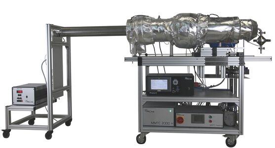 Filterprüfstand, Filtermedienprüfstand, Filterprüfsystem, Filtermedien, Staubdispergierung, Dichtigkeitsprüfung,  Aerosol, Mess- und Regeltechnik, Temperaturregelung