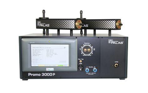 Promo 3000 P Aerosolspektrometer Steuereinheit