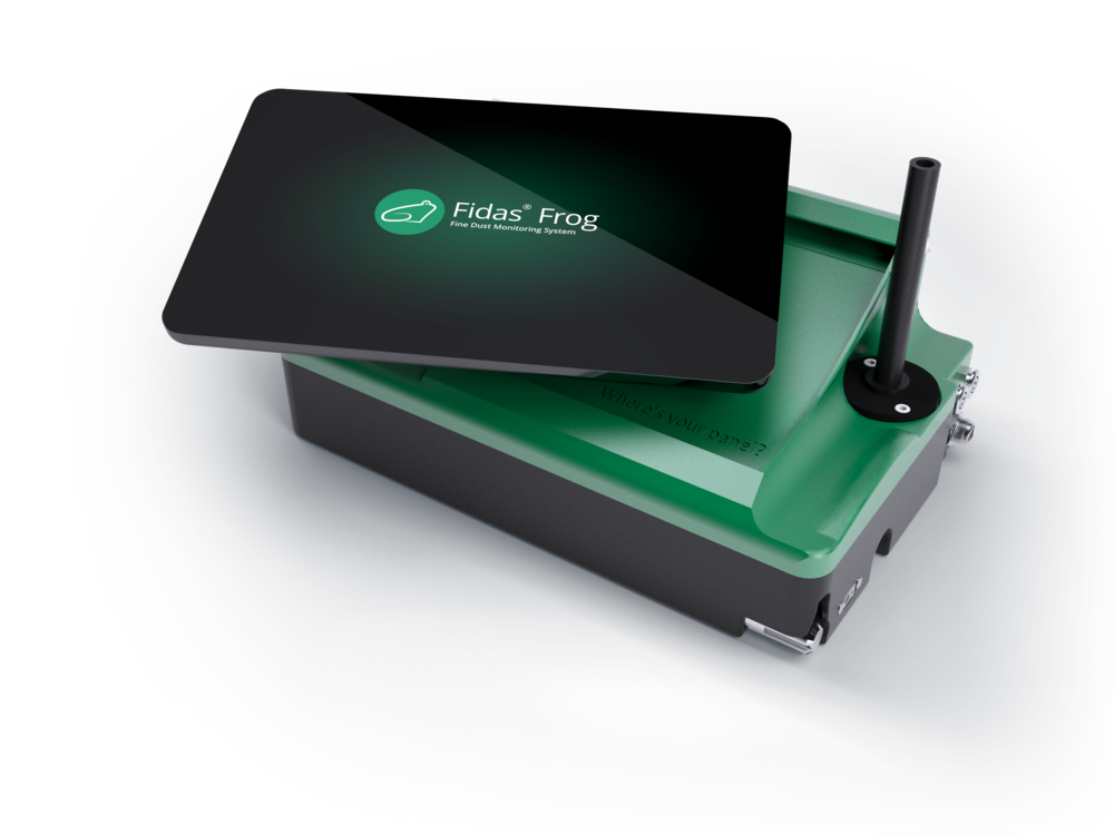 Fine dust measurement device Fidas® Frog