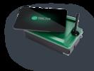 Zertifiziertes Feinstaubmessgerät Fidas 200, Fidas Frog, Mobiles Feinstaubmessgerät, Batteriebetrieben, tragbar, Umwelttechnologie, Luftqualität, PM2,5, PM10