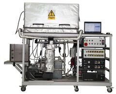 Filterprüfstand, Partikel, Partikelmessung, Streulichtspektrometer, Verdünnungssystem, Aerosolgenerator, isotherme Messung, isobare Messung, Mess- und Regeltechnik, heizbar
