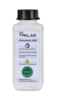 MonoDust 1500: Monodisperse Partikel, Kalibrierung von Partikelmessgeräten
