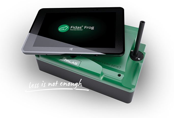 Fidas Frog. Convertible Tablet.